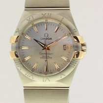 Omega Constellation - NEW - with B + P Listprice € 4.700,-