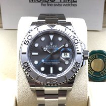 Rolex 116622 Yacht Master Dark Rhodium Grey Version 40mm [NEW]