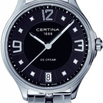 Certina DS Dream C021.210.11.056.00 Elegante Damenuhr mit...