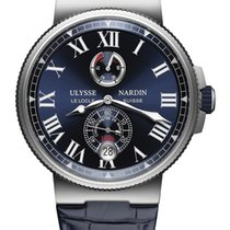 Ulysse Nardin Marine Chronometer Manufacture 45mm 1183-122/43