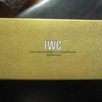 IWC Goldene Uhrenbox 60er Jahre 150 x 65 x 27 mm