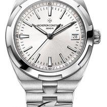 Vacheron Constantin Overseas Automatic Silver Dial 41mm