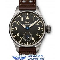 IWC BIG PILOT'S HERITAGE WATCH 48 Ref. IW510301