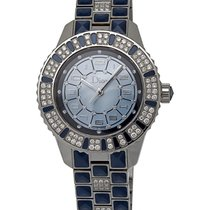 Dior Christal Stainless Steel Diamond Ladies Watch – CD113510M001