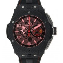 Hublot Big Bang Ferrari Limited Edition 401.qx.0123.vr Carbon,...