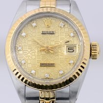 Ρολεξ (Rolex) Datejust Lady Stahl/Gold Jubilé Dial Diamonds...