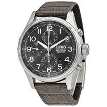Oris Big Crown ProPilot Grey Dial Chronograph Men's Watch