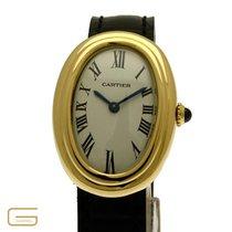 Cartier Baignoire 18K.Gold