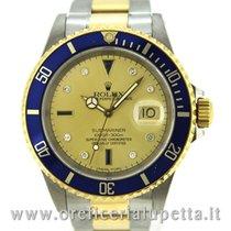 Rolex Submariner Serti Sultan Dial 16613
