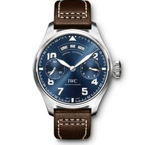 IWC Big Pilot's 18K white gold Le Petit Prince Edition [NEW]
