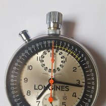 Longines CHRONOGRAPH RATTRAPANTE POCKET WATCH SPLIT SECOND...