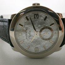 Rolex Cellini 5240 Platinum Mop 35mm Manual Wind Dress Watch....