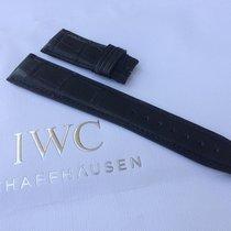 IWC OEM Authentic IWC strap 22 mm alligator IWA20062 BLACK