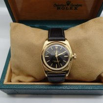 Rolex Bubble Back Box and Paper year 1940