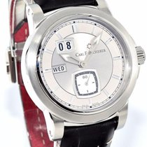 Carl F. Bucherer Carl F.  Patravi Day/Date 00.10631.08.33.01 -...