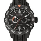 Nautica BFD Maritime A17617G 10 ATM Diver 47 mm Multifunktion