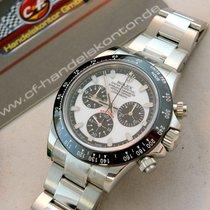 """Rolex Daytona  Stahl """" Paul Newman Panda"""" Einzelstück..."""