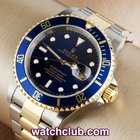 Rolex Submariner Gold & Steel - 'Complete Set'