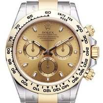 Rolex Daytona Cosmograph 40 Edelstahl / Gelbgold 116503...