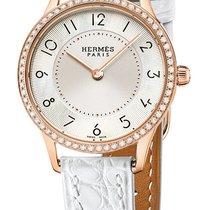 Hermès Slim d'Hermes PM Quartz 25mm 041756ww00