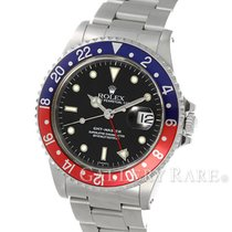 ロレックス (Rolex) GMT Master Pepsi Bezel Stainless Steel 40MM...