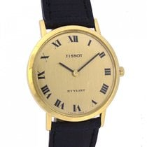 Tissot Stylist Yellow gold