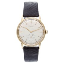 Patek Philippe & Co. 18K Yellow Gold Automatic Watch Ref 3425
