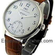 IWC IW544202 Portuguese FA Jones - Limited Edition - PLATINUM...