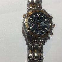 Omega Seamaster Pro 300m Chronograph 18k Rose & Titanium