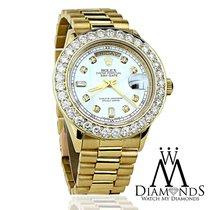 Rolex Watch My Diamonds Presents Rolex Day Date Presidential...