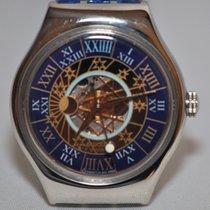 Swatch Tresor Magique Platinum  Automatic  (unworn)  Ref. SAZ 101