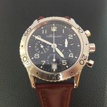 Breguet TransatlantiqueType XX  Chronograph stainless steel