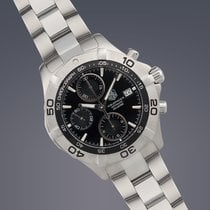 TAG Heuer Aquaracer automatic chronograph FULL SET