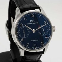 IWC Portuguese Automatic 7 Days Power Reserve - Full Set IW500109