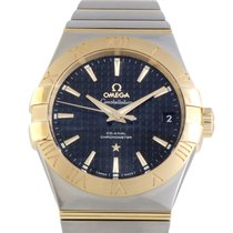 Omega Constellation Co-Axial 38mm 123.20.38.21.01.002