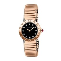 Bulgari Tubogas Ladies 26mm Watch 102225