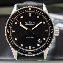 Blancpain 5000-1230-b52a 5000-1230-b52a Fifty Fathoms Bathysca...