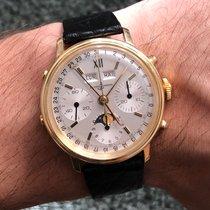 Ulysse Nardin Triple Date Moonphase Chronograph Strips of...