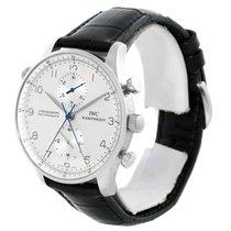 IWC Portuguese Chrono Rattrapante Platinum Limited 250 Watch...