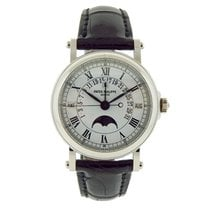 Patek Philippe Grand Complication 18K White Gold Perpetual...