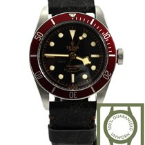 Τούντορ (Tudor) Heritage Black Bay red 79220 100% NEW