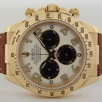 Rolex Daytona 18K Solid Yellow Gold Panda Dial