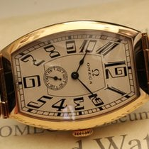 Omega PETROGRAD 1915 RED GOLD MUSEUM COLLECTION