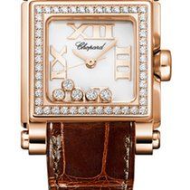 Chopard Happy Sport Square Quartz Small 275349-5003