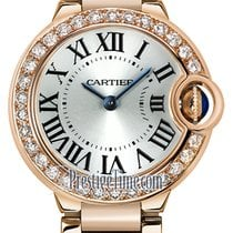 Cartier Ballon Bleu 28mm wjbb0015
