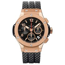 Hublot Big Bang 44mm Automatic 18K Rose Gold Mens Watch Ref...