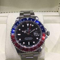 ロレックス (Rolex) GMT II MASTER 16710 PEPSI/1995 Ser.S