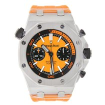 Audemars Piguet AP Royal Oak Offshore Diver Chronograph Orange