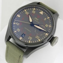 IWC Big Pilot's Watch TOP GUN Miramar IW501902 Ceramic...