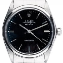 롤렉스 (Rolex) Air King Stahl Automatik Armband Oyster 34mm...